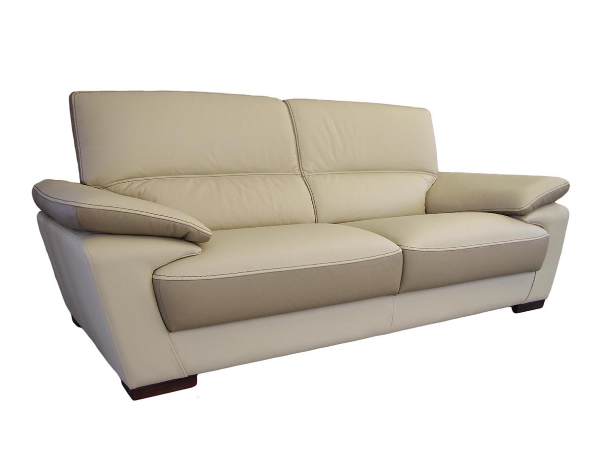 adria sofa nowoczesna skórzana