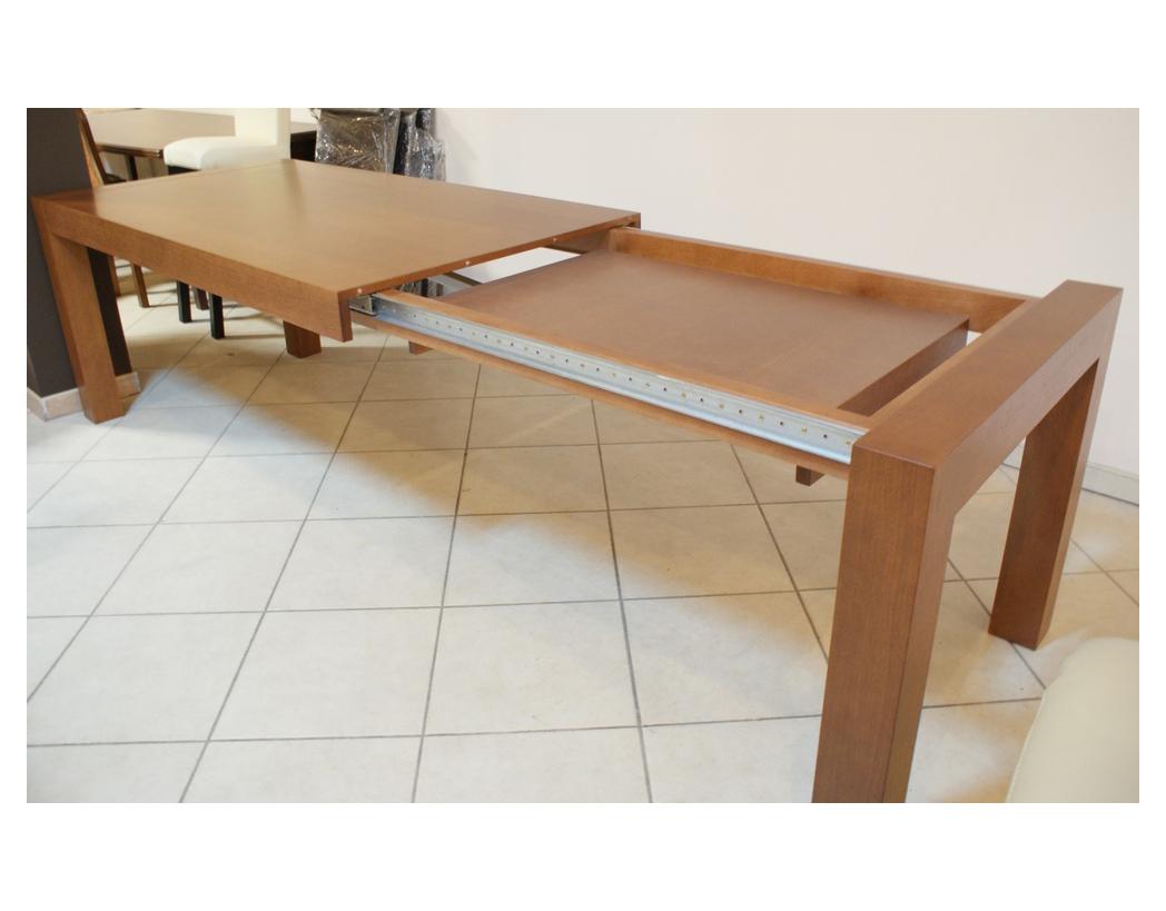 barcelona masywny stół rozkładany