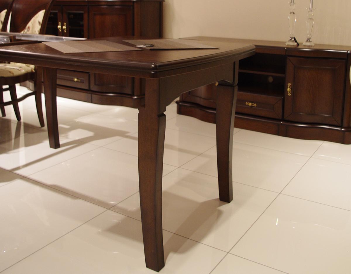 diament xl klasyczny stół rozkładany