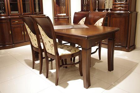 diament xl meble klasyczne stół