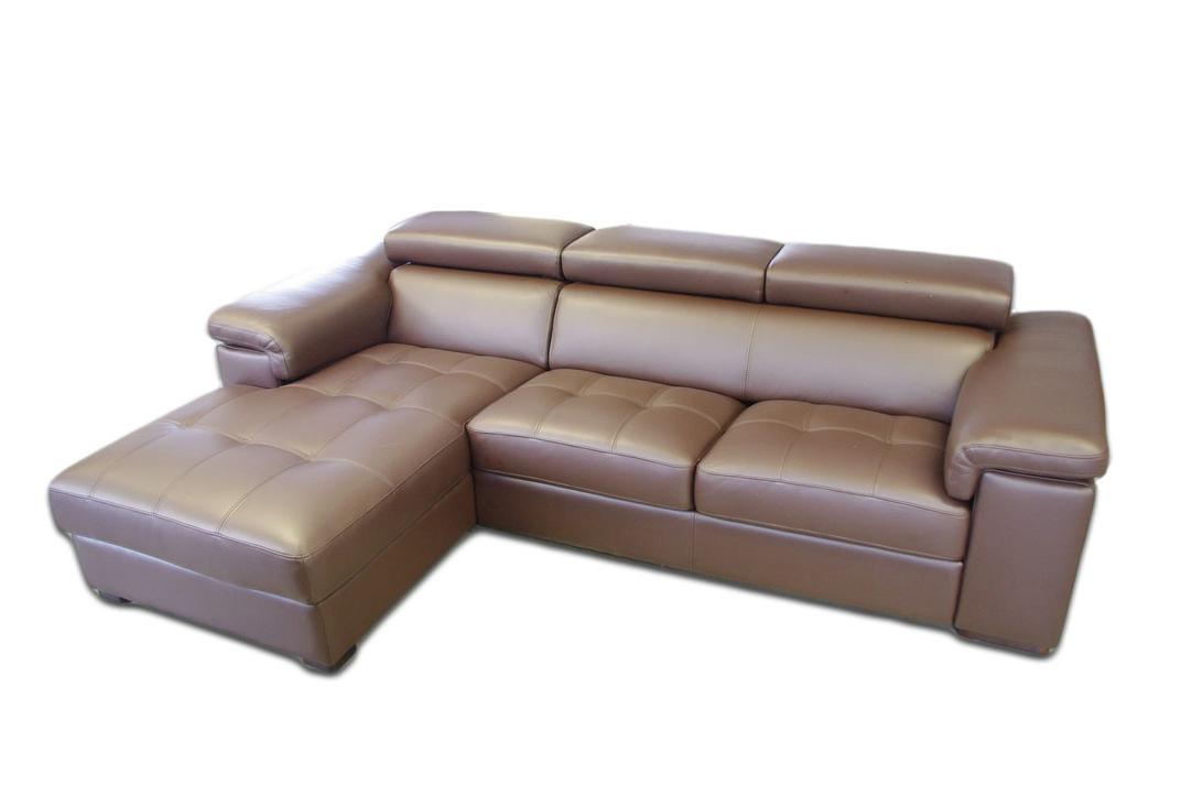dion sofa narożnik z regulowanymi zagłówkami