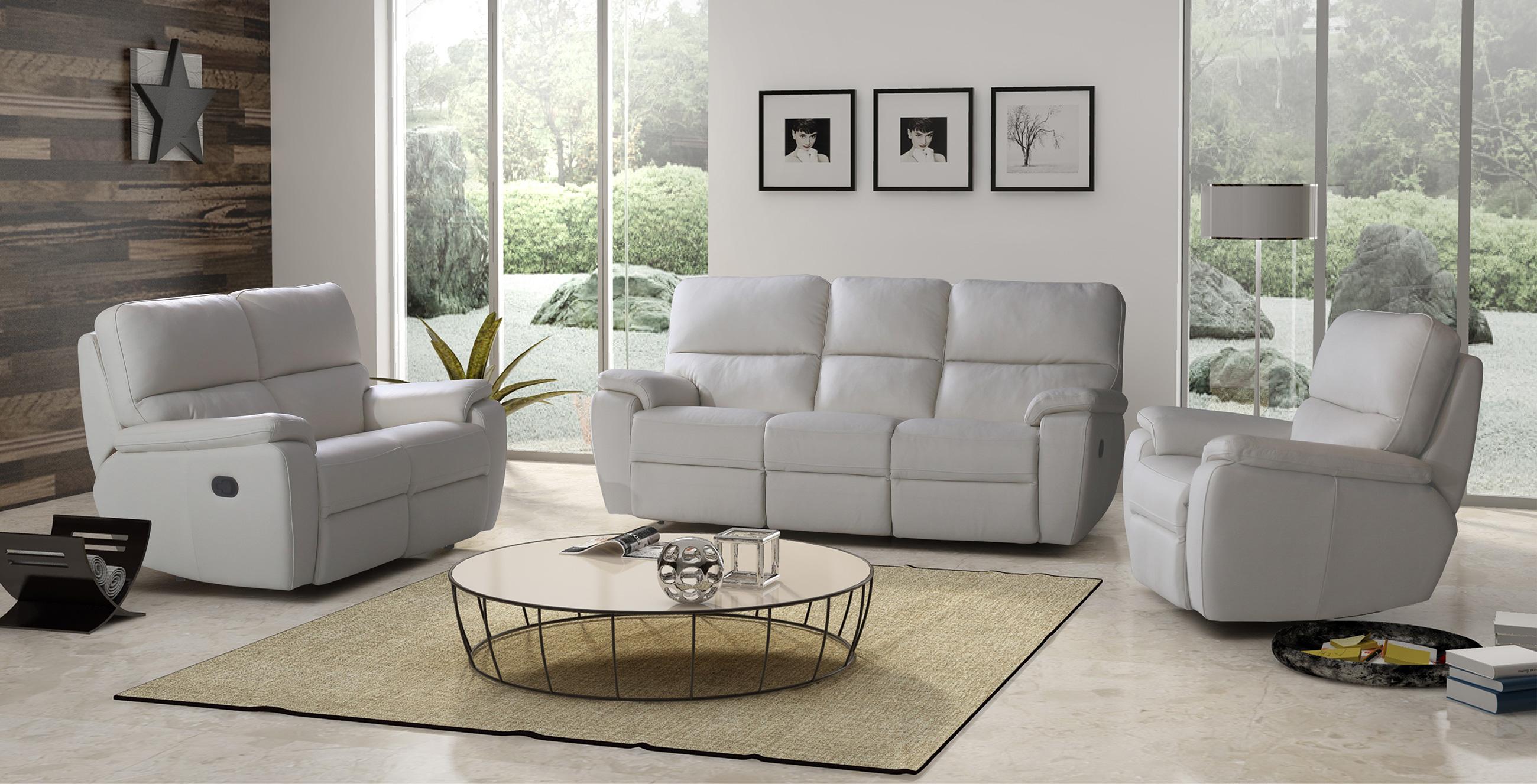 fresco biała sofa skórzana białe fotele