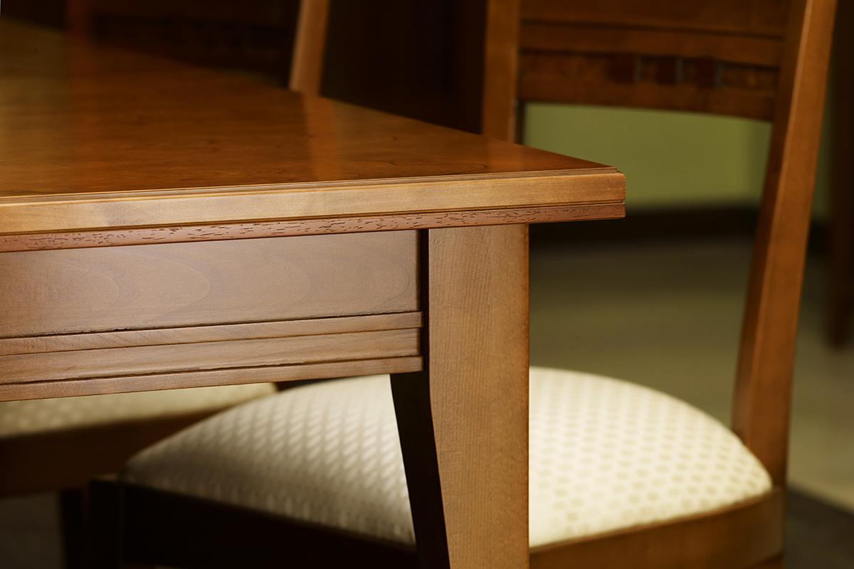 insolito stół klasyczny czereśnia amerykańska padok