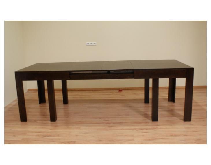 kanada2 stół rozkładany sześć nóg dębowy