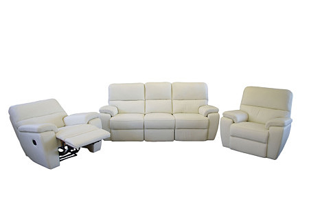marco komplet wypoczynkowy fotel z funkcją relaxu