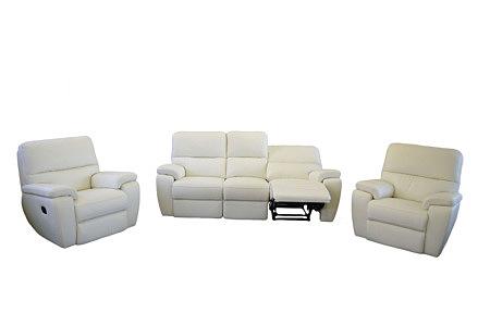marco komplet wypoczynkowy sofa trzyosobowa z funkcją relaxu