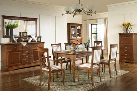 noblesse klasyczny stół do salonu