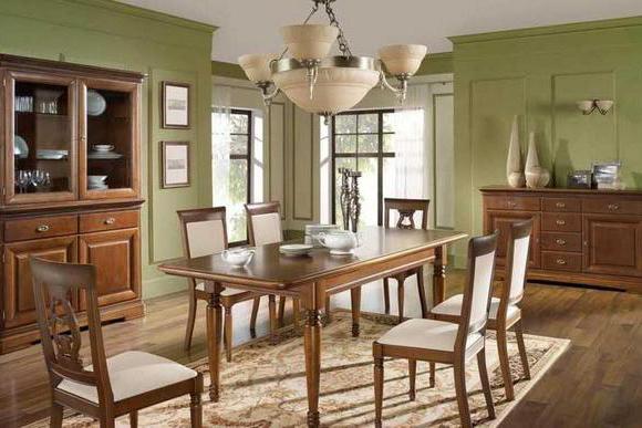 noblesse stół klasyczny do salonu