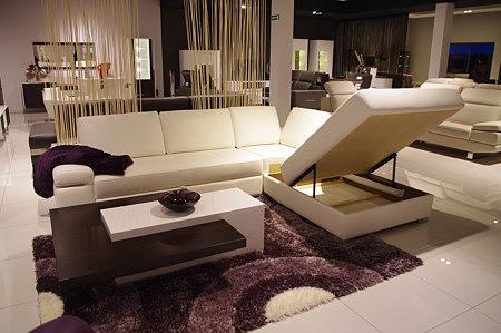 onex sofa narożnik do salonu z funkcją spania i pojemmnikiem na pościel