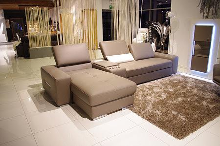 onex sofa skórzana do salonu barek uchwyty