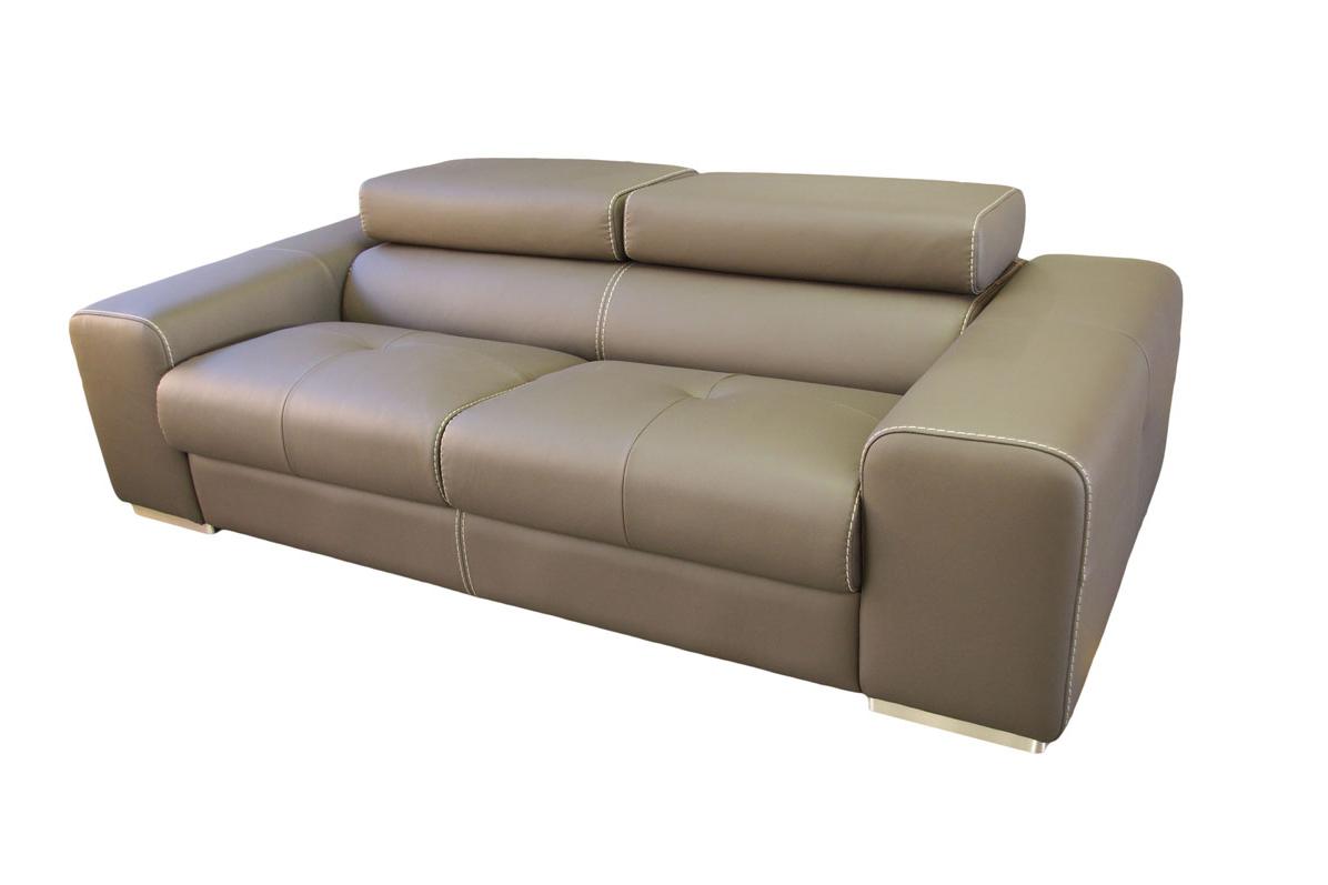 oxford nowoczesna sofa skórzana
