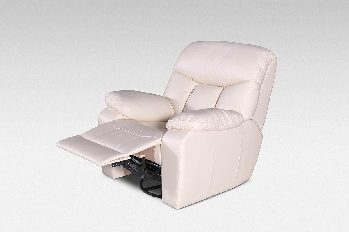 premium fotel do salonu z funkcją relax