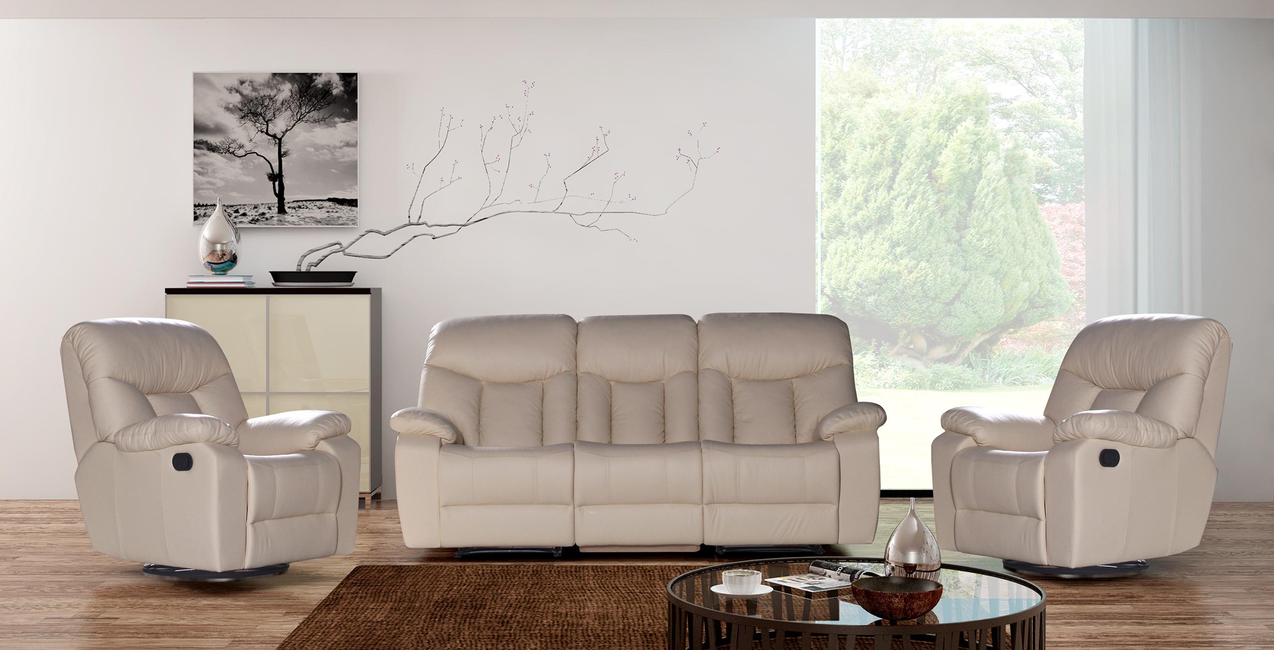 premium komplet wypoczynkowy sofa z fotelami