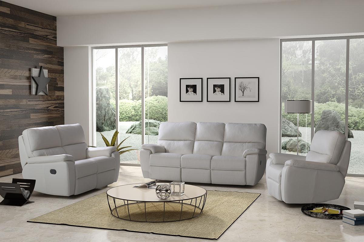 relax sofa do salonu z funkcją relax