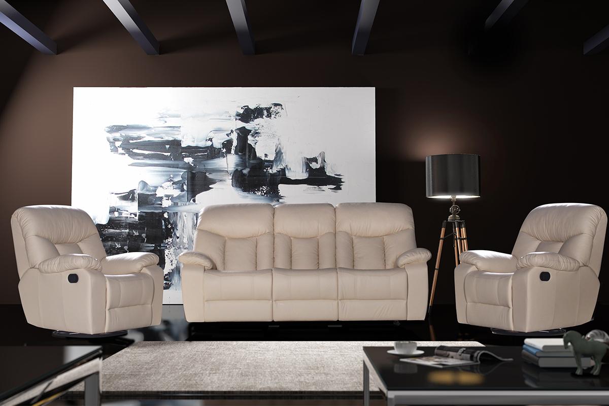 relax sofa z funkcją relaksu