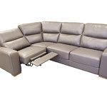 sofa narożnik z funkcją relaksu elektryczna