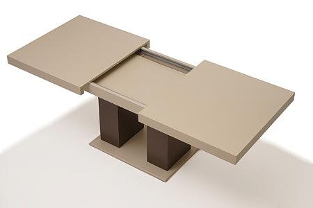 Tau2 masywny stół rozkładany do nowoczesnej jadalni salonu
