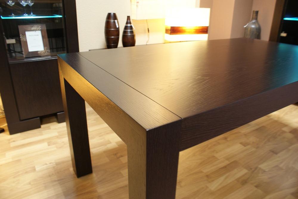 barcelona stół debowy do pokoju gościnnego