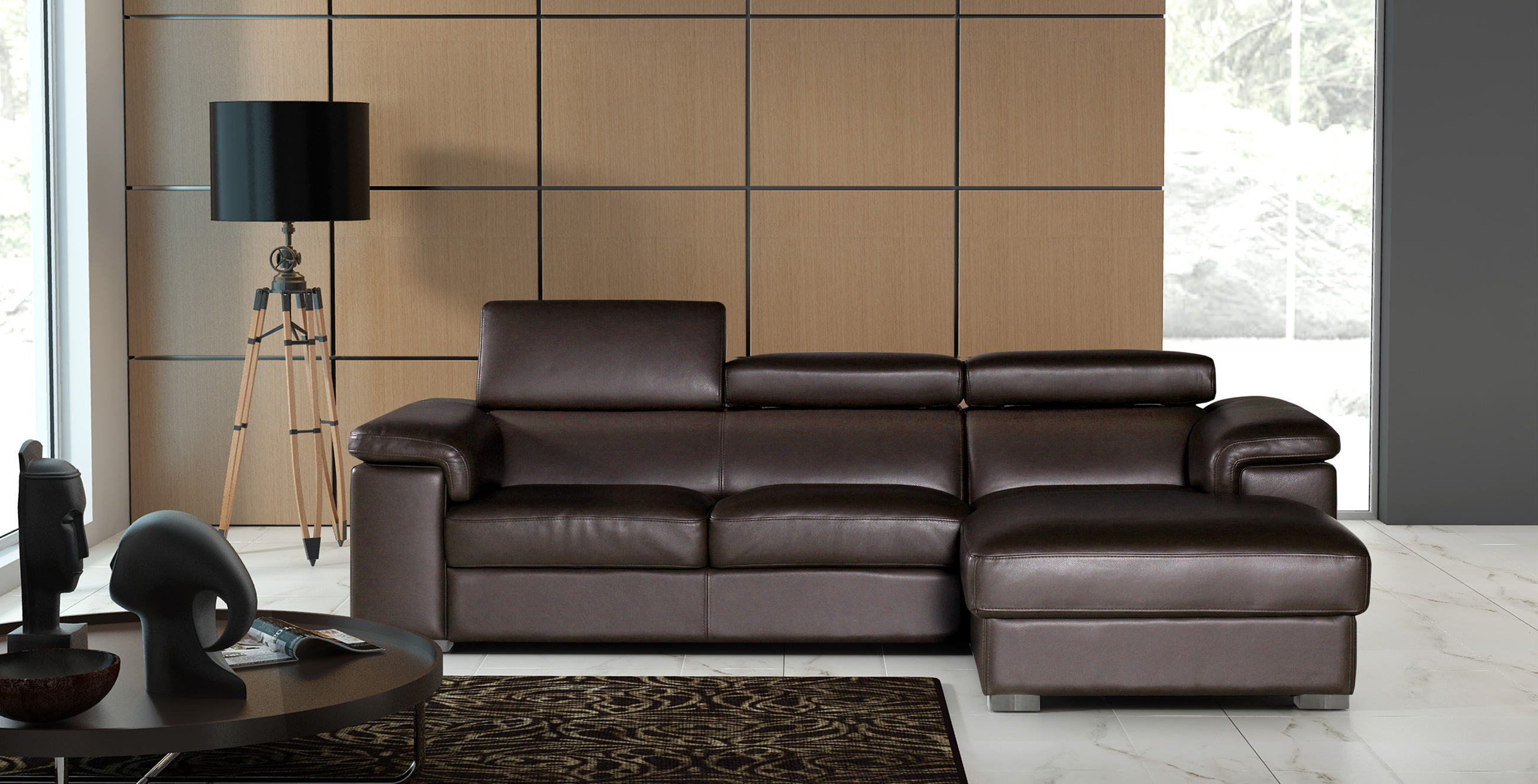 dion sofa skórzana komplet wypoczynkowy skórzany mini