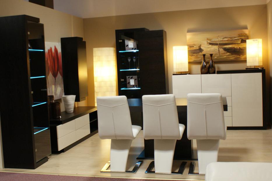 rodos zestaw mebli do pokoju dziennego białe krzesła