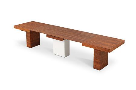 Heros funkcjonalny stół do jadalni z rozsuwanym blatem