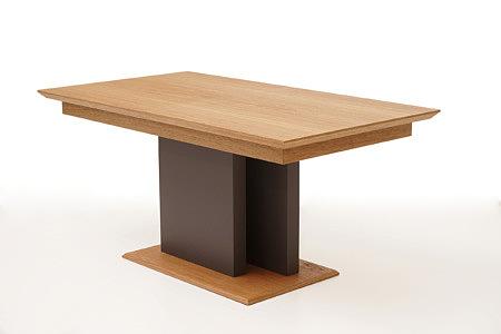 Paris nowoczesny stół w stylu Modern na podstawie i jednej nodze