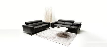 Longo bardzo eleganckie sofy do nowoczesnego salonu aranżacja pomysł