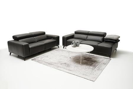 Longo sofy zarazem stylowe jak i eleganckie aranżacja pomysł salonu