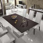 art vision stół wykonany z litego drewna jesionowego