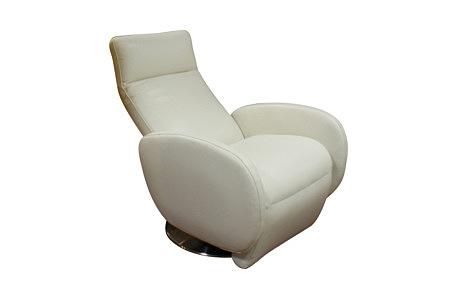 Capri fotel skórzany rozkładany