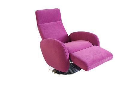 Capri fotel z elektrycznie wysuwanym podnóżkiem