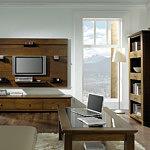 Casetti nowoczesne drewniane meble do salonu