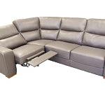 Comfort komplet wypoczynkowy sofa skórzana