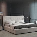 Corida nowoczesne łóżko do sypialni