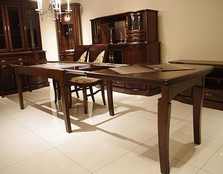 Diament xl  stół rozkładany duży