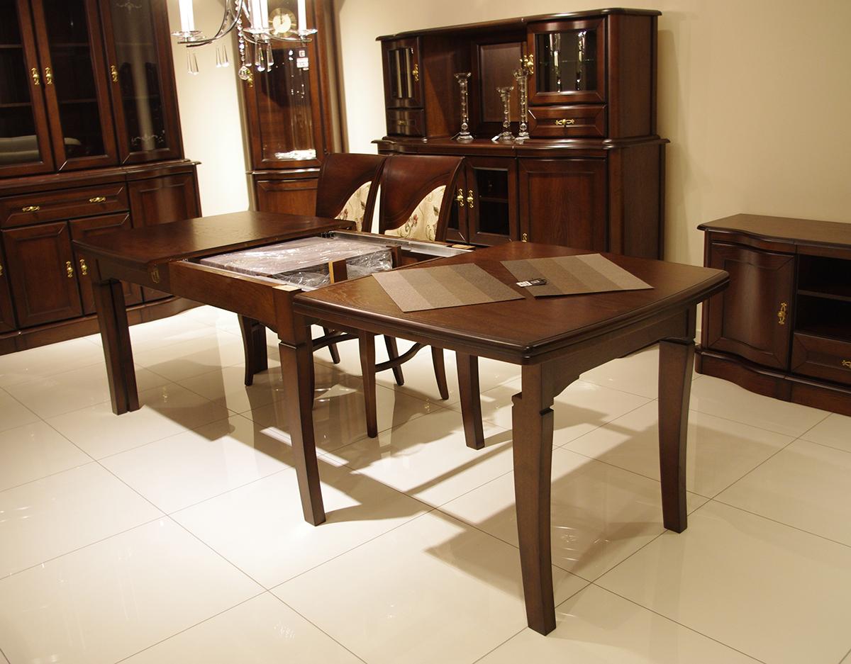 diament xl stół w stylu klasycznym