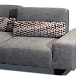 elegancka ładna sofa