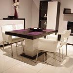 Fiesta krzesła do nowoczesnego salonu