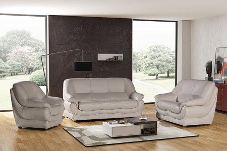 fiord sofa skórzana z fotelami