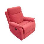 fresco czerowny fotel z funkcją relax