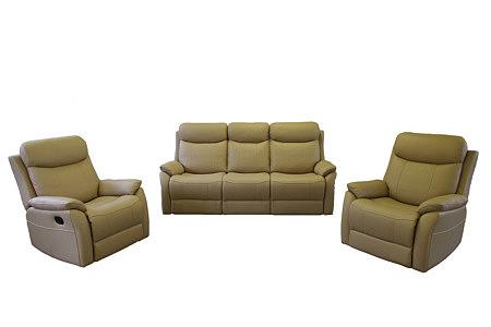 fresco fotele i sofa z funkcją relax