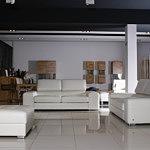 galaxy komplet wypoczynkowy sofa narożnik fotele skórzane
