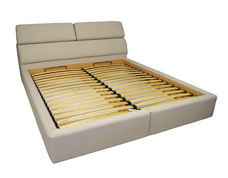 Genesis łóżko do sypialni tapicerowane