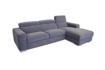 genesis sofa narożnik z funkcją spania carabu