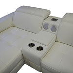 genua barek wbudowany w sofę