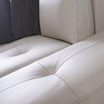 genua sofa pikowane siedziska