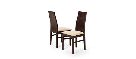 Jasiek klasyczne krzesła do jadalni salonu