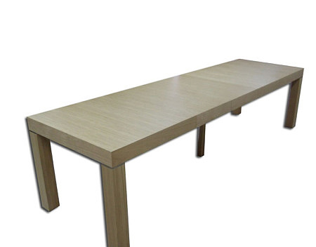 kalifornia stół dębowy drewniany duży