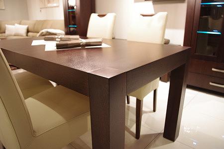 kanada stół rozkładany kolor ciemny
