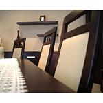 Ksara krzesło drewniane do stołu dębowego